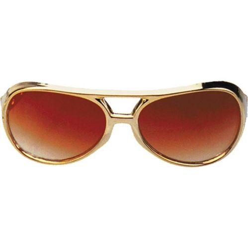 Rock & Roller Gold Sunglasses