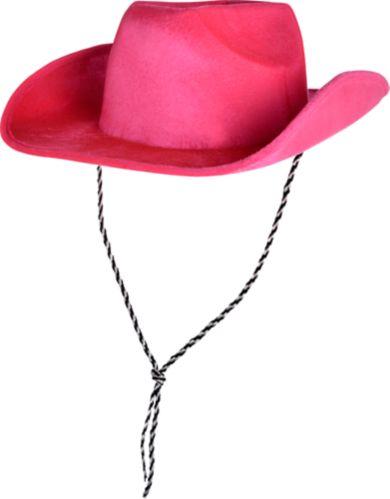 Chapeau de cowboy en suède