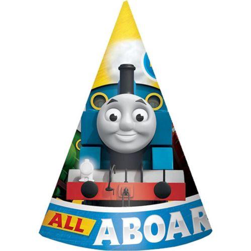 Chapeaux de fête Thomas le petit train, paq. 8