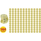 Gold Coins, 144-ct