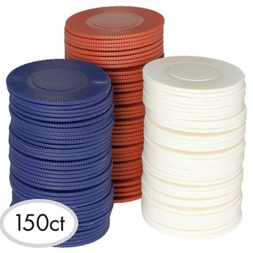 Poker Chips, 150-pc