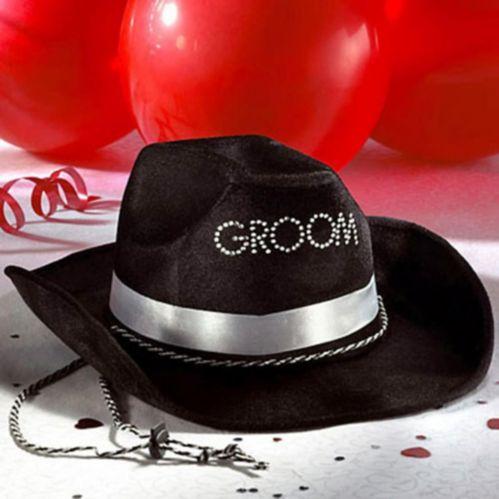 Groom Cowboy Hat Product image