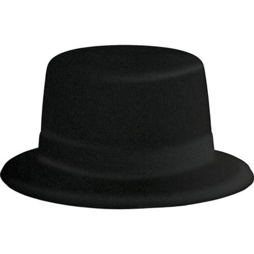 Chapeau haut-de-forme noir