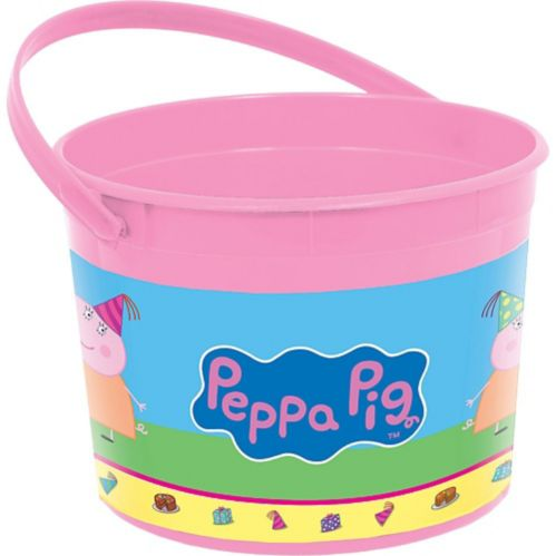Peppa Pig Favour Container