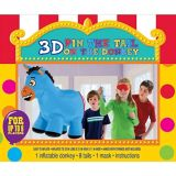 Inflatable Pin the Tail on the Donkey Game | Amscannull