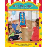 Bounce-a-Ball Target Game | Amscannull