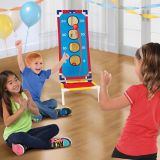 Bounce-a-Ball Target Game