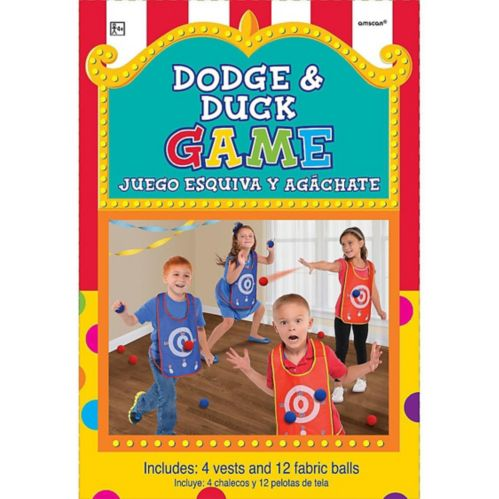 Duck & Dodge Game