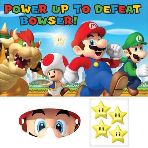 Jeu de Fête Super Mario