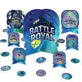 Décorations de table Battle Royal, paq. 27 | Amscannull