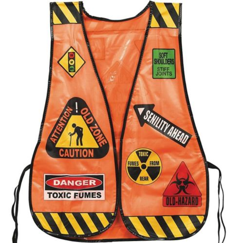 Over the Hill Safety Vest Product image