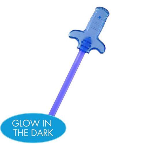 Baguette luminescente Épée bleue Image de l'article