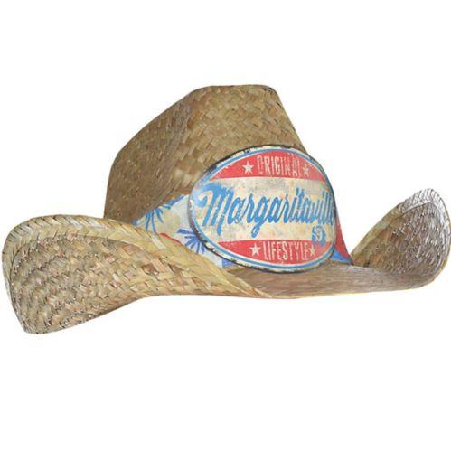 Margaritaville Straw Cowboy Hat