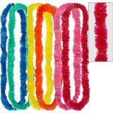 Colourful Poly Leis, 50-pk | Amscannull