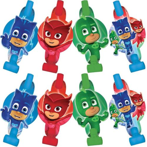 PJ Masks Blowouts, 8-pk
