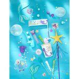 Glitter Starfish Wands, 6-pk | Amscannull