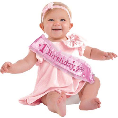 Baby 1st Birthday Sash Product image