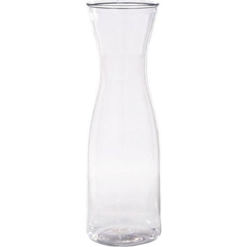 Clear Plastic Carafe