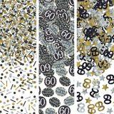 Confettis Célébration étincelante 60eanniversaire | Amscannull