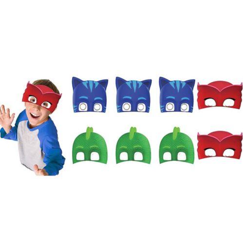 PJ Masks Masks, 8-pk