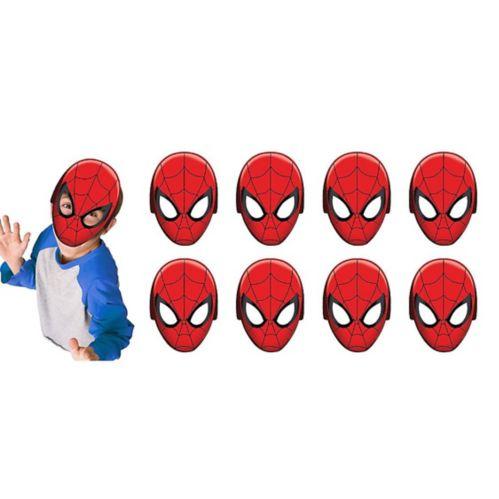 Masques Spider-Man, paq. 8 Image de l'article