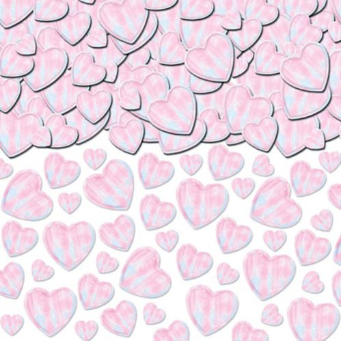 Iridescent Heart Confetti Product image