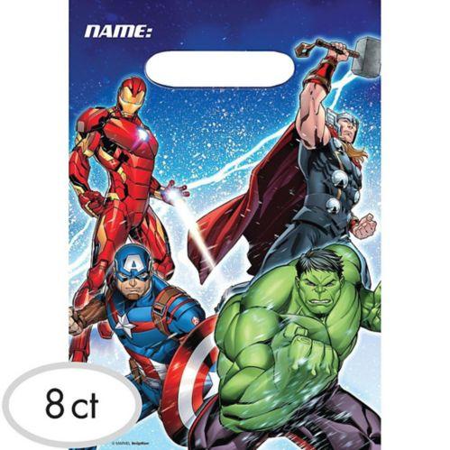 Sacs à surprises Avengers, paq. 8