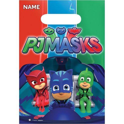 PJ Masks Favour Bags, 8-pk