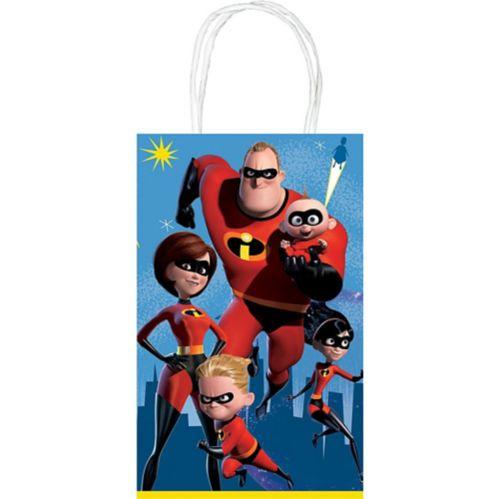 Incredibles 2 Kraft Favour Bags, 8-pk Product image