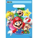 Sacs à surprises Super Mario, paq. 8 | Nintendonull
