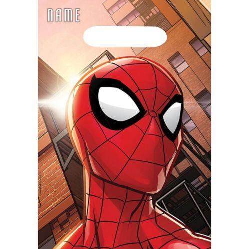 Sacs à surprises Spider-Man Webbed Wonder, paq. 8