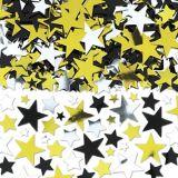 Confettis, étoile métallique