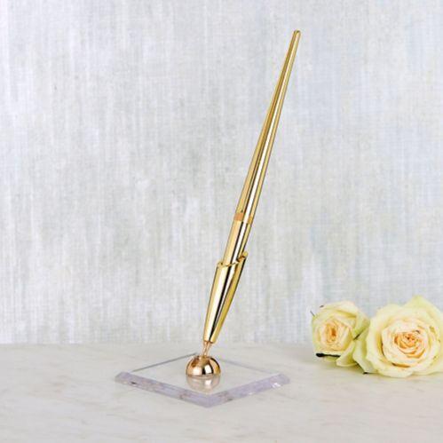 Porte-stylos doré, paq. 2 Image de l'article