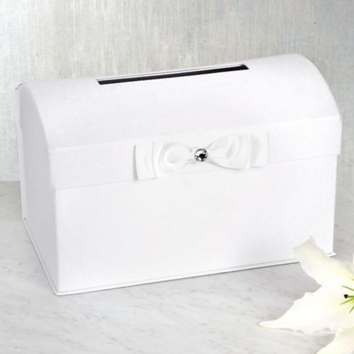 Boîte pour cartes de mariage avec boucle