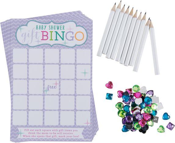 Jeu de bingo pour fête prénatale, paq. 14 Image de l'article