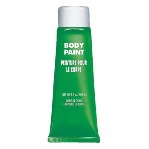 Peinture corporelle, vert Image de l'article
