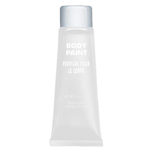 Peinture corporelle, blanc Image de l'article