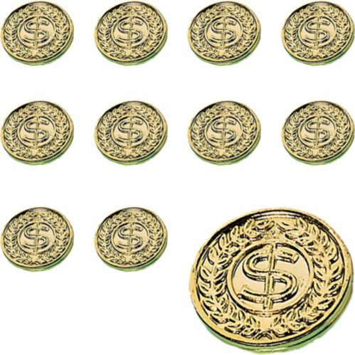 Gold Casino Coins