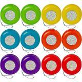Yo-yo laser, paq. 12 | Amscannull