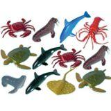 Sea Animals, 12-pk | Amscannull