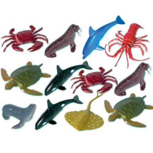 Sea Animals, 12-pk