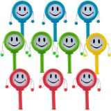 Smile Slide Drums, 10-pk | Amscannull