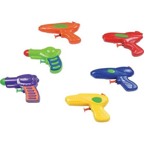 Pistolets à eau, paquet économique, paq. 12