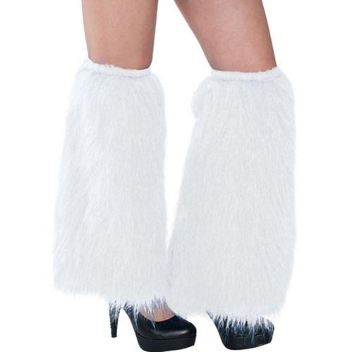 Furry Leg Warmers Product image