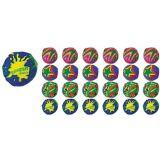 Splash Balls, 24-pk | Amscannull