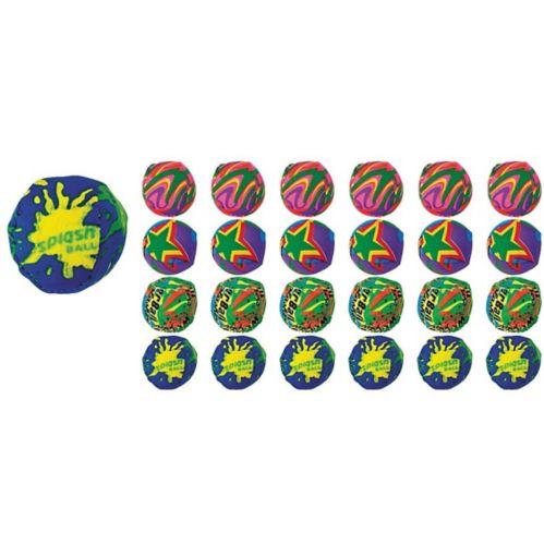 Splash Balls, 24-pk