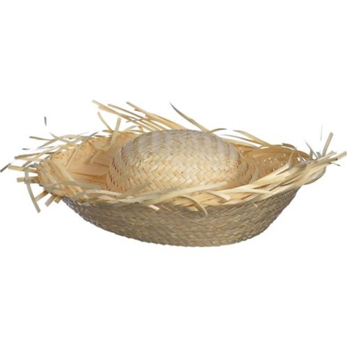 Straw Beach Hat Product image