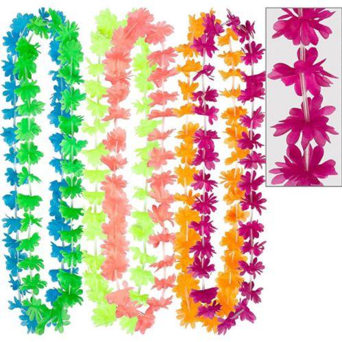 Colliers à motif floral vif, paq. 6 Image de l'article
