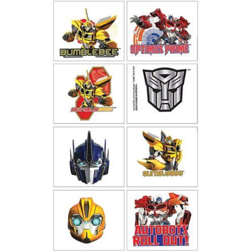 Tatouages Transformers Image de l'article