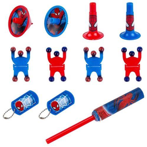 Cadeaux-surprises Spider-Man, 100pièces